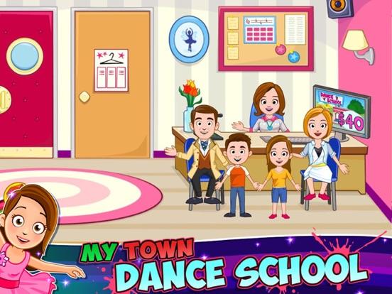 My Town : Dance School.