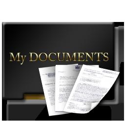 Mydocuments icon.