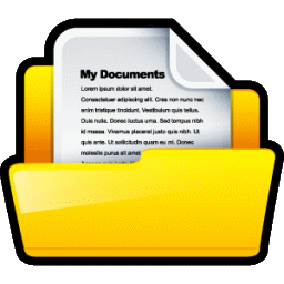 my document Icons, free my document icon download, Iconhot.com.