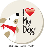 Love my dog Illustrations and Clip Art. 151 Love my dog royalty.