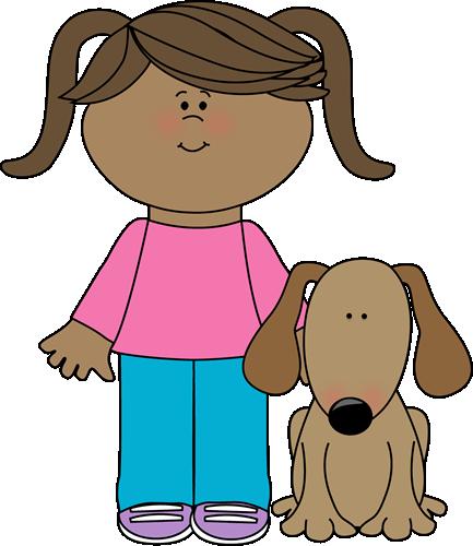 Little Dog Clipart.
