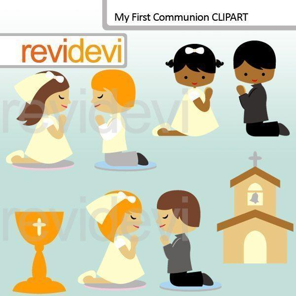 My First Communion Clipart.