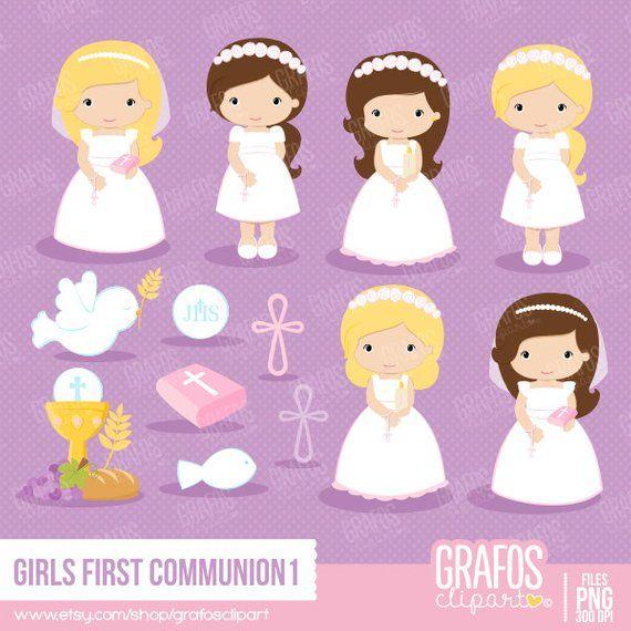 GIRLS FIRST COMMUNION 1.