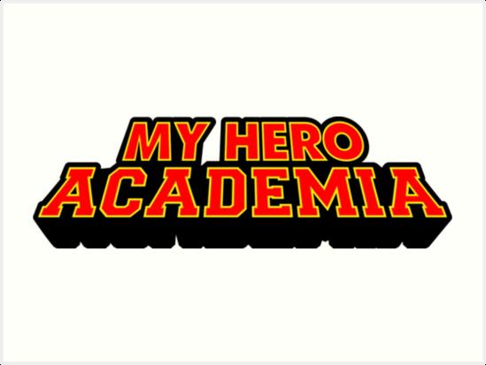 'MY HERO ACADEMIA.