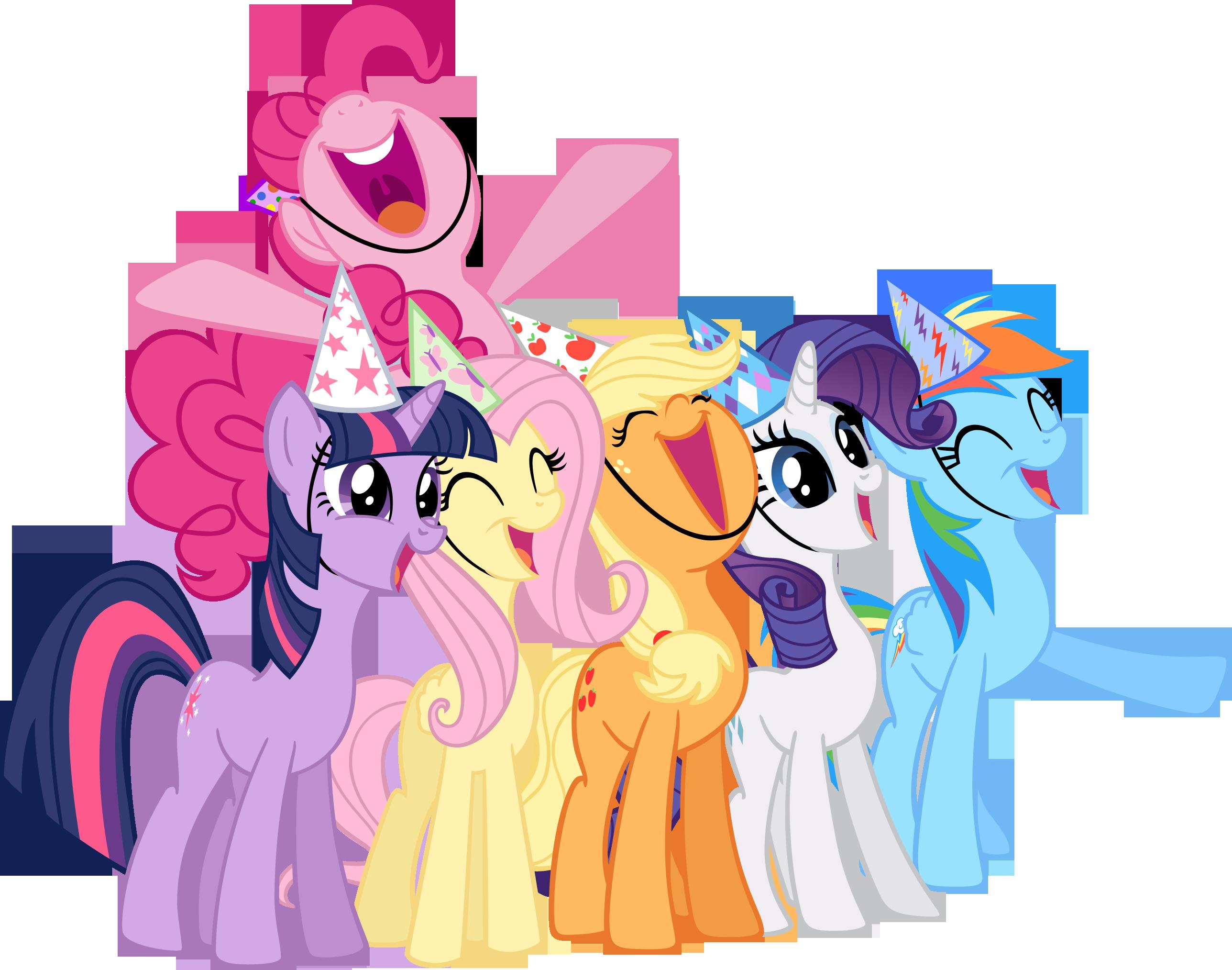 Best Free My Little Pony Clip Art Image » Free Vector Art.