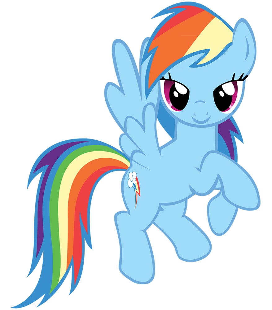 My Little Pony Clipart.