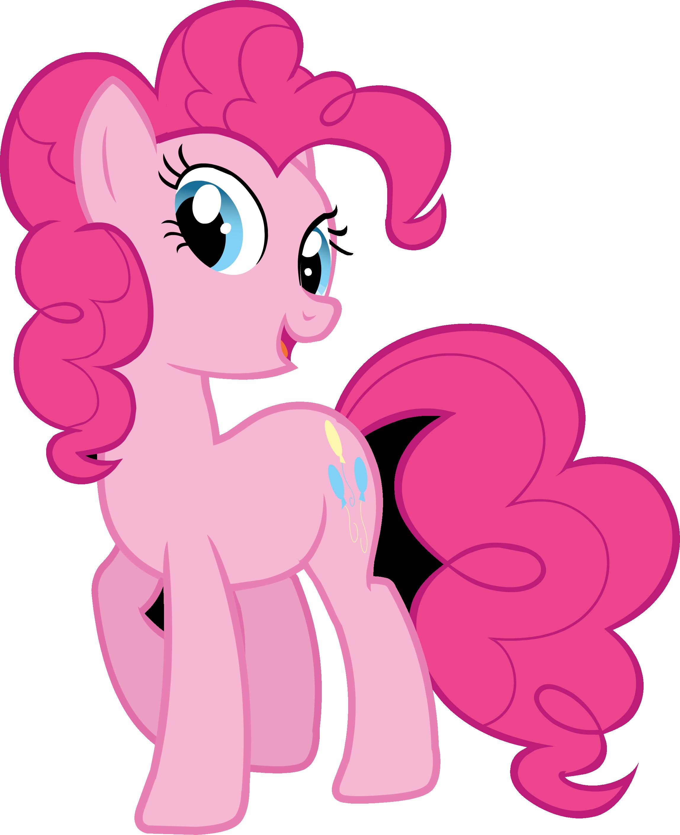 my little pony clipart pinkie pie - Clipground