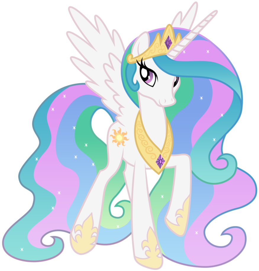 Princess Luna Clipart.