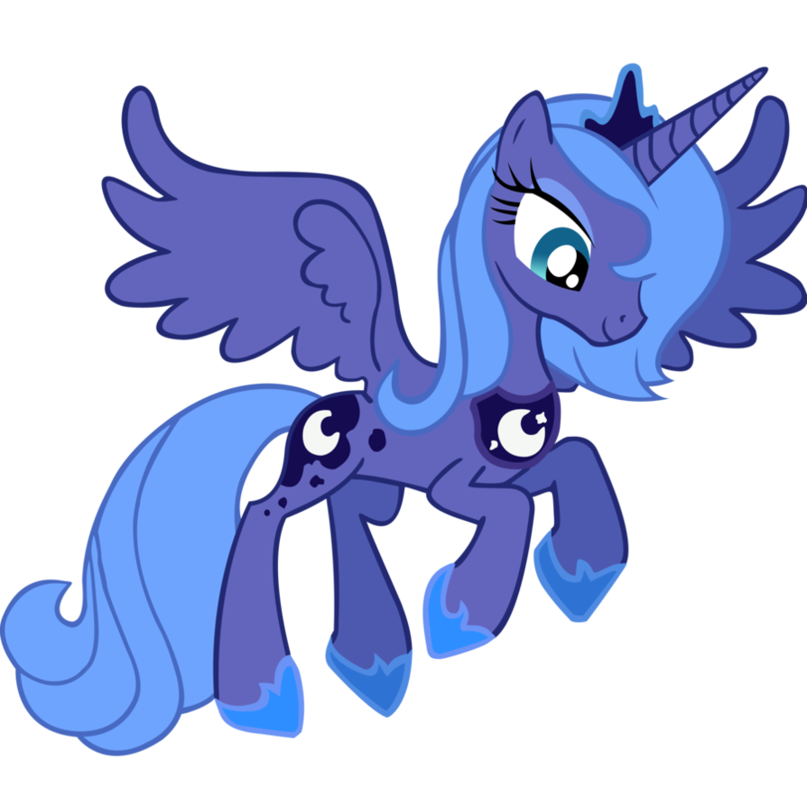 My Little Pony Clipart Princess Luna