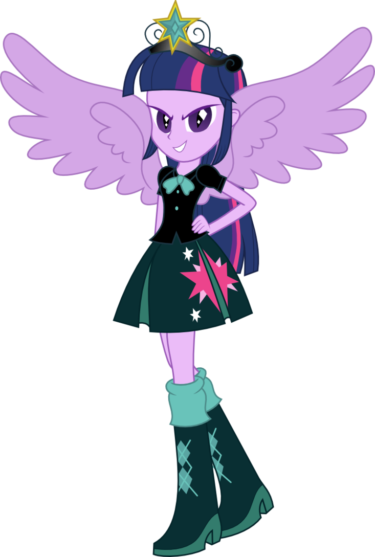 Princess Twivine Sparkle.