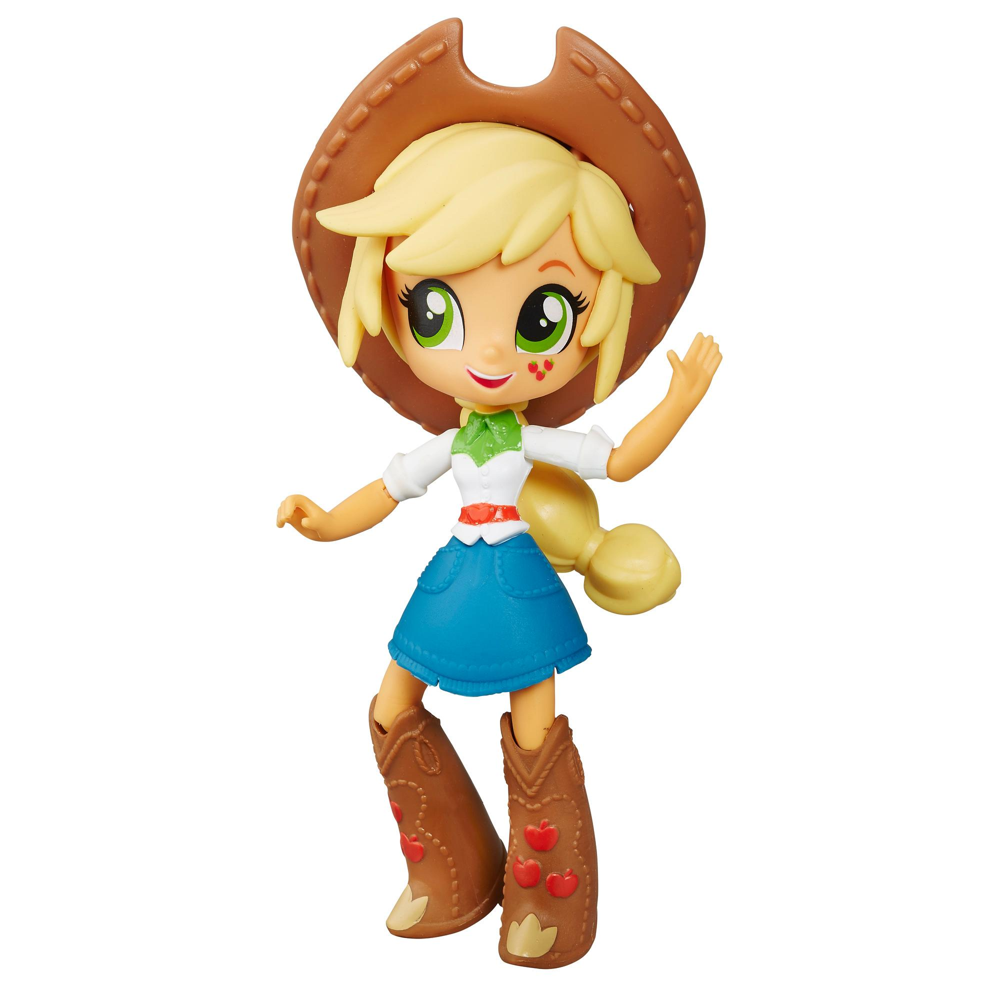 My Little Pony Equestria Girls Minis Applejack Doll.