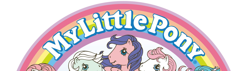 Throwing Popcorn: My Little Pony Friendship Is Magic.
