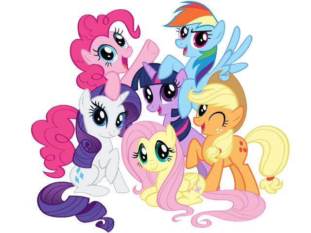 My Little Pony PNG Transparent My Little Pony.PNG Images.