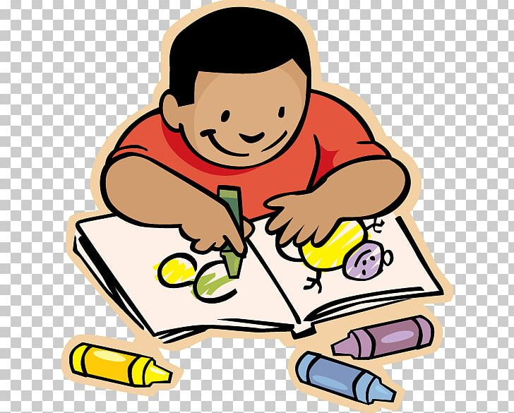 Coloring Book Child My Many Colored Days Drawing PNG.
