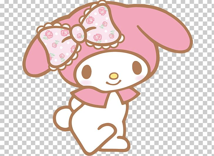 My Melody Hello Kitty Character PNG, Clipart, Area, Art.
