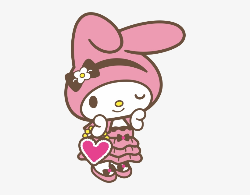 5th My Melody.