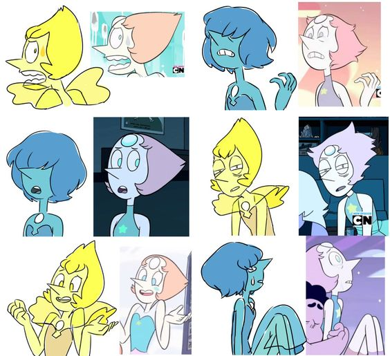 Sorry, but I prefer my pearl from always <3.