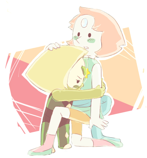 YOU ARE MY PEARL NOW ! by Stick2mate on DeviantArt.