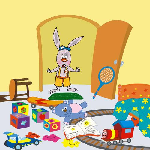 Clean my room clipart 9 » Clipart Station.