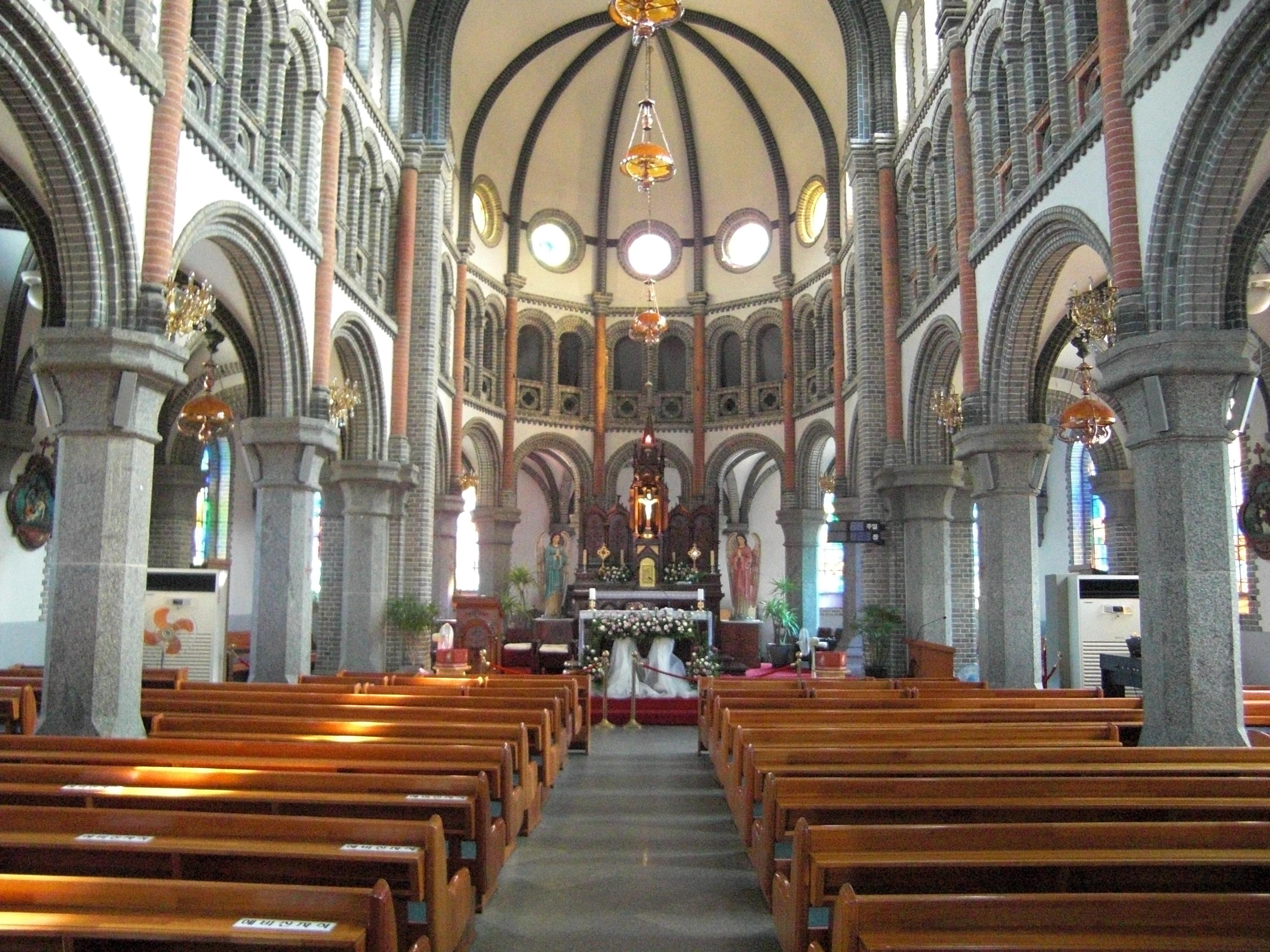 Myeongdong Cathedral 2.