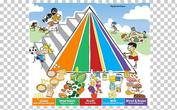 Food pyramid MyPlate MyPyramid Healthy diet, Healthy Eating.