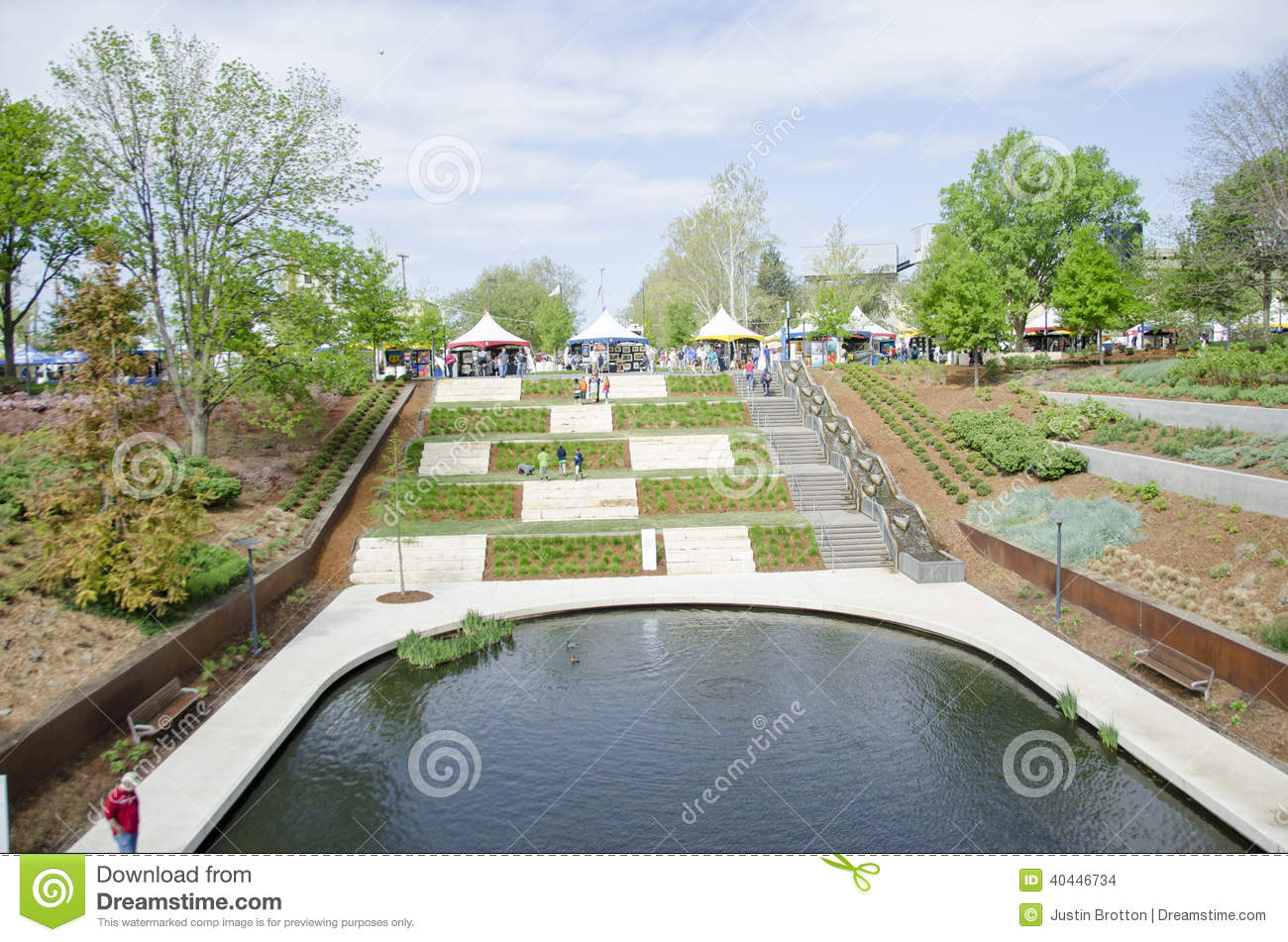 Myriad garden clipart #9