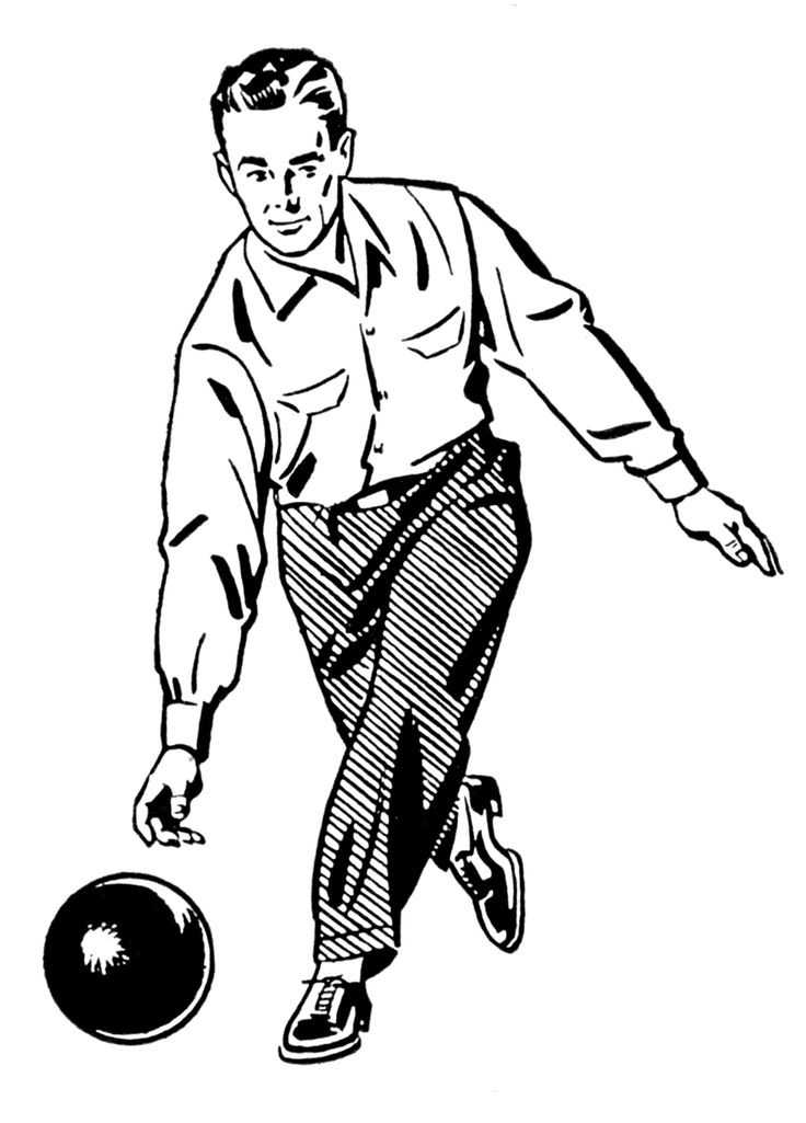 Bowling alley clipart 3 bowling clip art images free for.