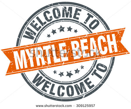 Myrtle Beach Stock Photos, Royalty.