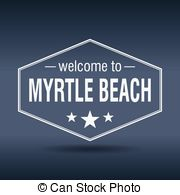 Myrtle beach Vector Clipart Illustrations. 78 Myrtle beach clip.