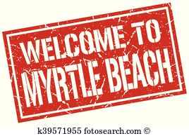 Myrtle beach Clip Art Illustrations. 63 myrtle beach clipart EPS.
