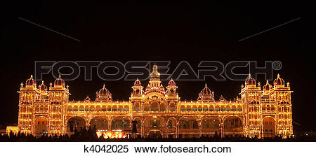 Stock Image of Mysore k4042025.