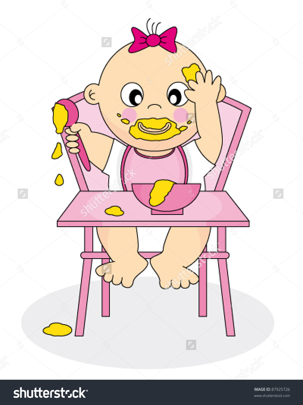 Showing post & media for Baby food cartoon.