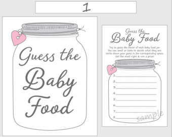 Guess the baby food.