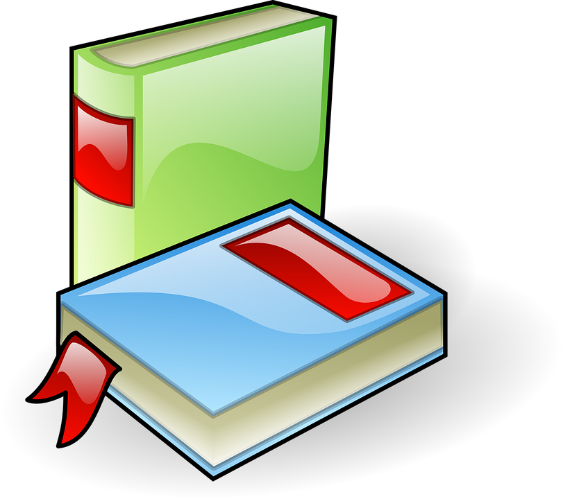 Mystery Book Clipart.