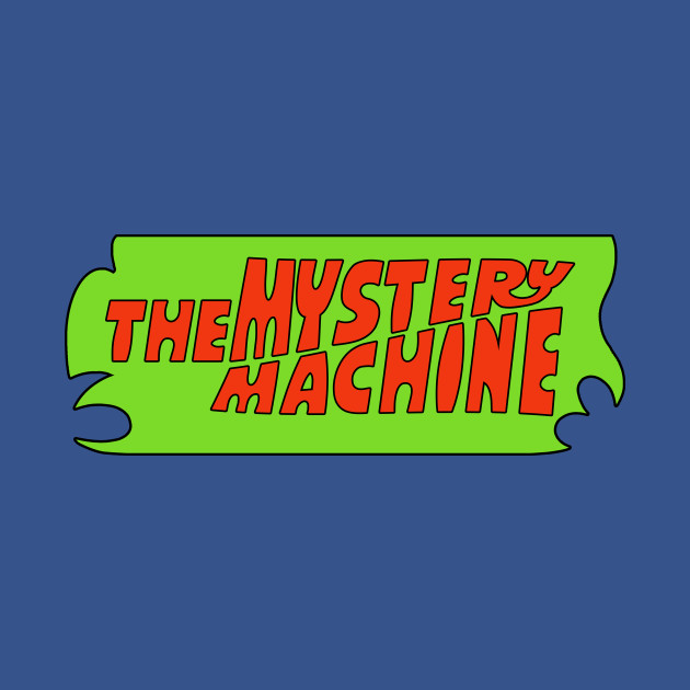 Scooby Doo Mystery Machine.