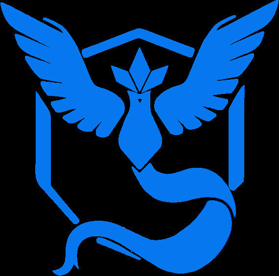 Team Mystic Phone Clipart.