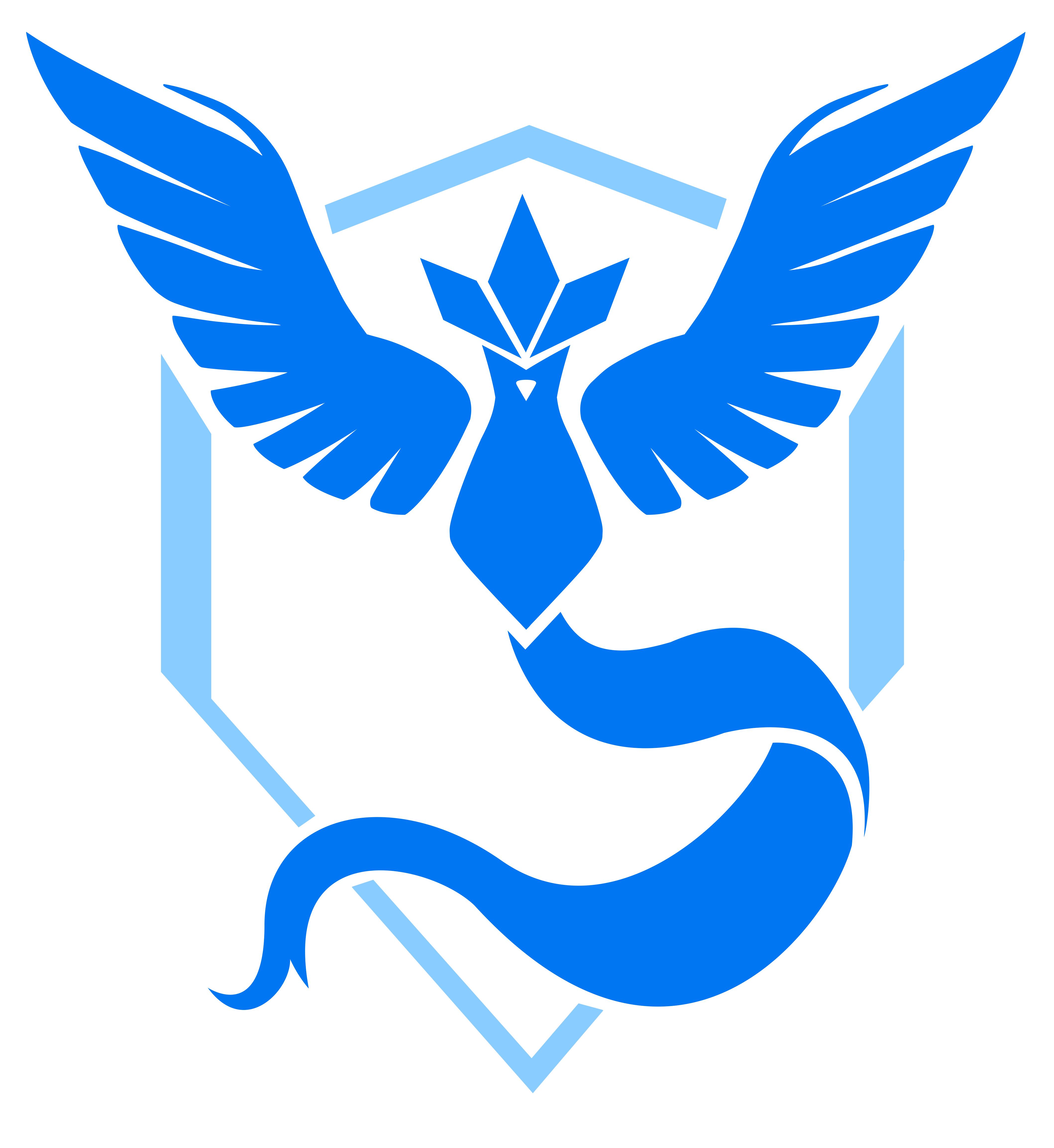 Team Mystic Clipart.