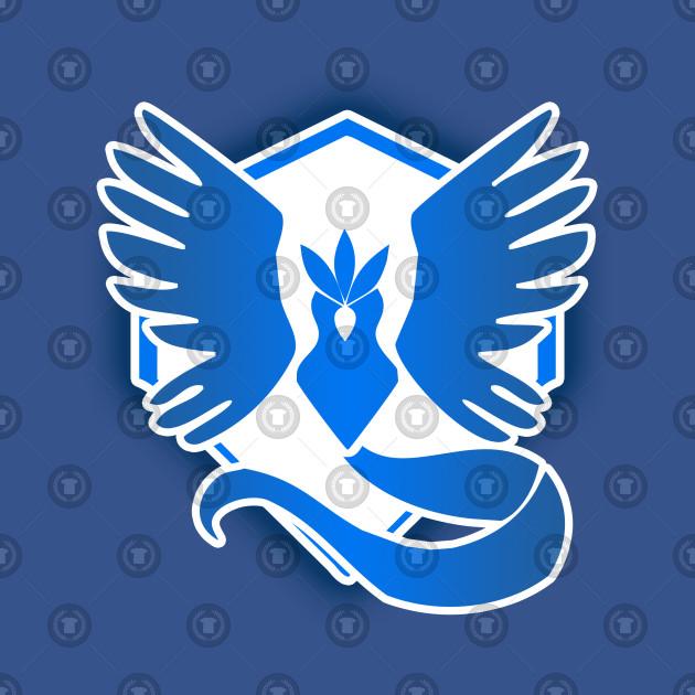 Team Mystic Logo II.