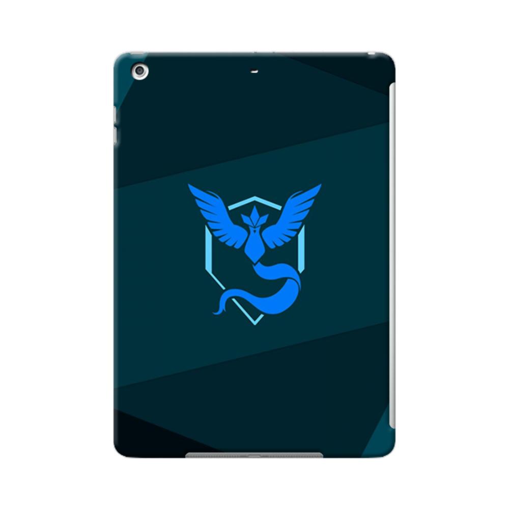 Team Mystic Logo iPad Air Case.