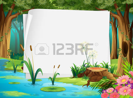 14,992 Jungle Scene Stock Vector Illustration And Royalty Free.
