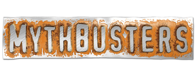 Mythbusters Logos.