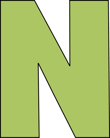 N Clipart.