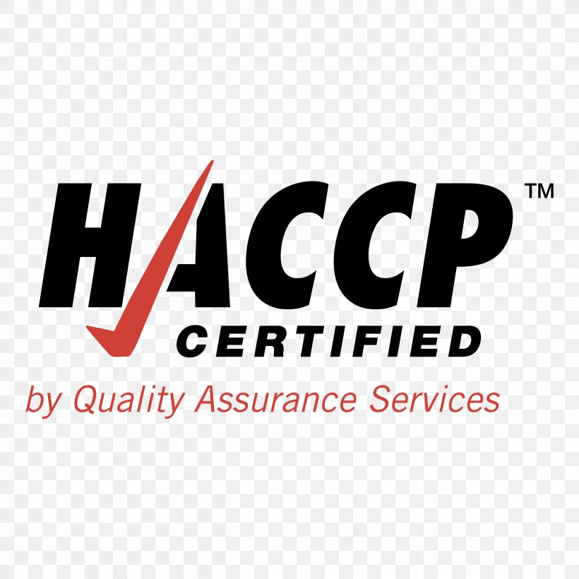 Logo Hazard Analysis And Critical Control Points Product.