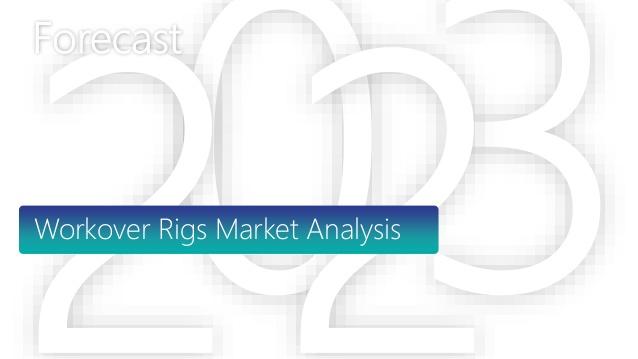Workover Rig Market Analysis.