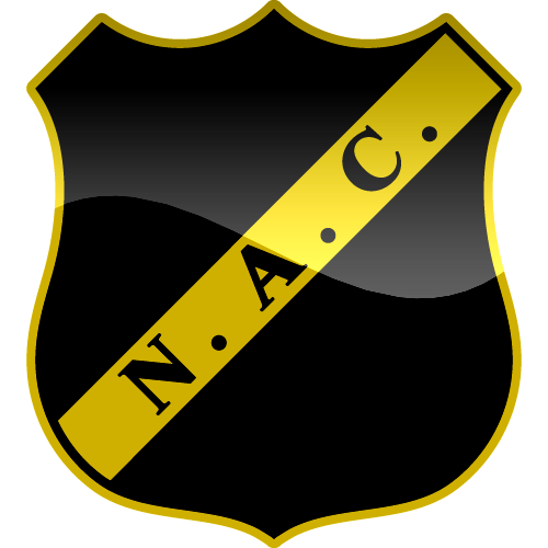 Nac Breda Football Logo Png.