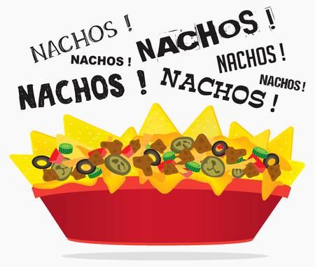 873 Nacho Cliparts, Stock Vector And Royalty Free Nacho.