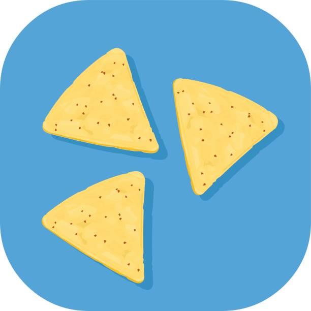 Best Tortilla Chip Illustrations, Royalty.