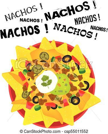 Nacho clipart 7 » Clipart Portal.
