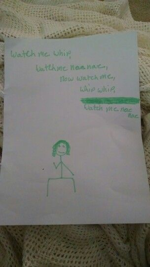 Haha whip/nae nae Clip art drawing.