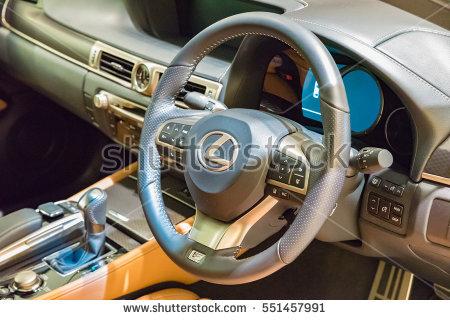 Lexus Stock Photos, Royalty.
